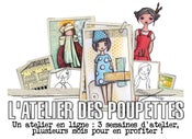 Image of L'atelier en ligne des Poupettes