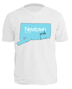 Image of Newtown Pride Blue/White