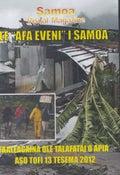 Image of Le 'Afa Eveni' I Samoa - Cyclone Evan Samoa 2012 DVD