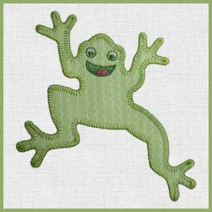 Image of Leaping Frog