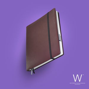Image of Whitebook Premium P020w, calf nappa, bordeaux, welt-sewn, 240p. (fits iPad / Air / Mini / Samsung)