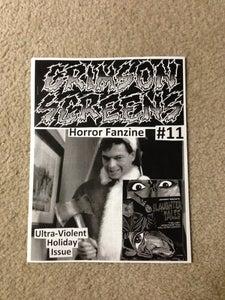 Image of Crimson Screens Fanzine #11