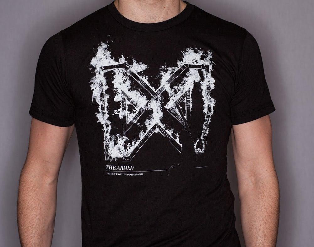 Image of Burning ⋈ T-Shirt