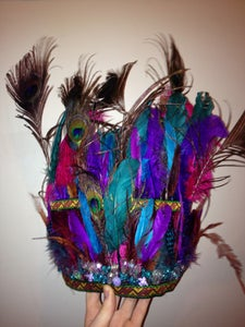 Image of Feather Headdress