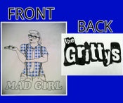 Image of NEW! Mad Girl Tee