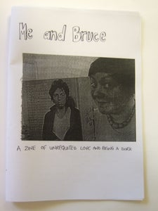Image of Me and Bruce