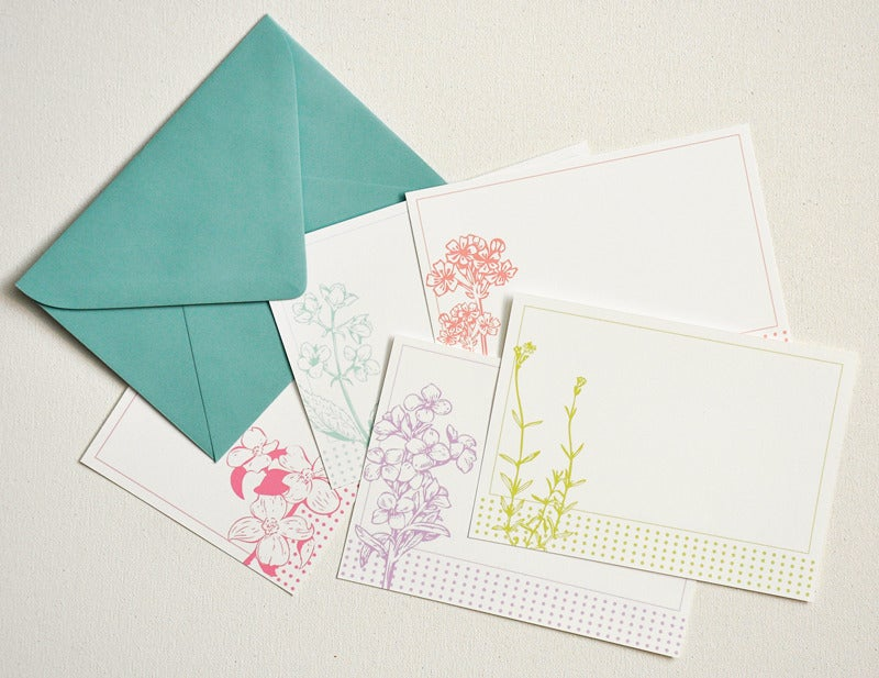 Image of Flourishing Collection Note Set