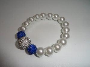 Image of Crystal Bead Bracelet