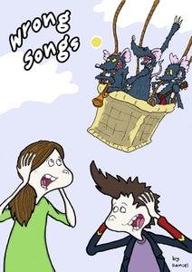 Image of Wrong Songs
