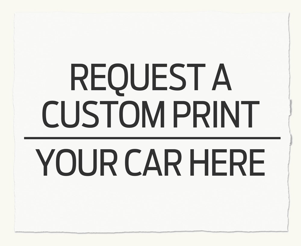 Image of Custom Print