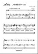Image of Out of Your World (Digital Sheet Music)