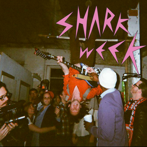 Image of Shark Week EP - Handmade CD