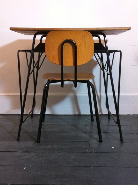 Image of Willy Van Der Meeren Desk