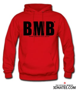 Image of BUSINESS MINDED BOSSES™ Hoodie (RED)