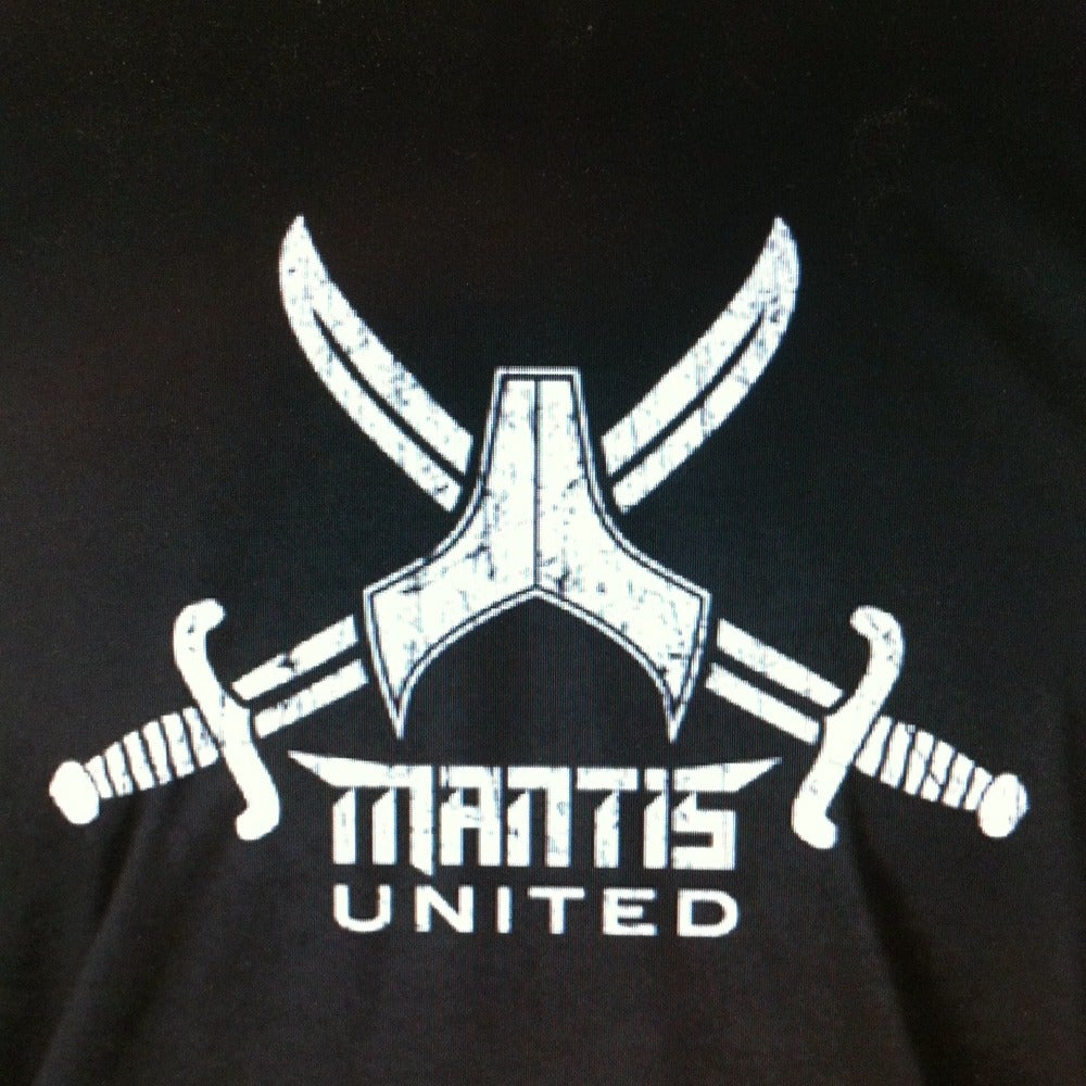 Image of Mantis Pirate Flag belt buckle