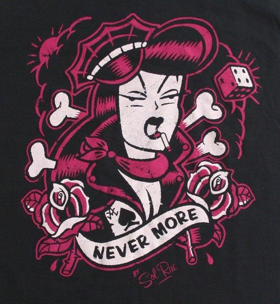 Image of Never More Ladies Singlet
