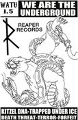 Image of UNDERGROUND ISSUE #1.5 REAPER EDITION