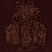 Image of Alchemyst - Nekromanteion CD