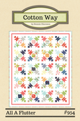 Image of All A Flutter Paper Pattern #954