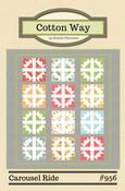 Image of Carousel Ride Paper Pattern #956