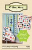 Image of Bundle Up Baby Boy Paper Pattern #959