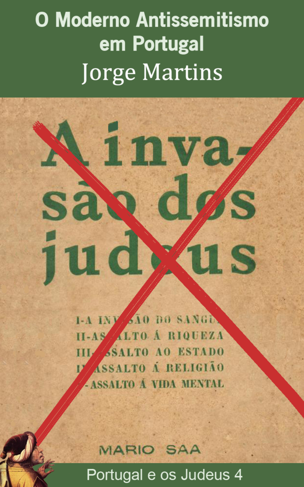 Image of O Moderno Antissemitismo em Portugal (eBook)