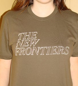 Image of Army Text Shirt