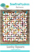 Image of Lucky Square Quilt Pattern