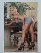 "Image of Heather Shanholtz 8""x10"" auto#6"