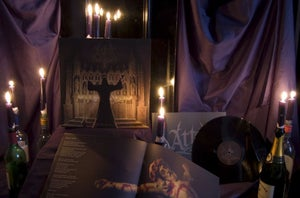 "Image of ""The Invocation"" Lim. Gatefold 12"" LP"