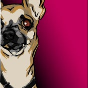 Image of Digital Vector Art Portrait