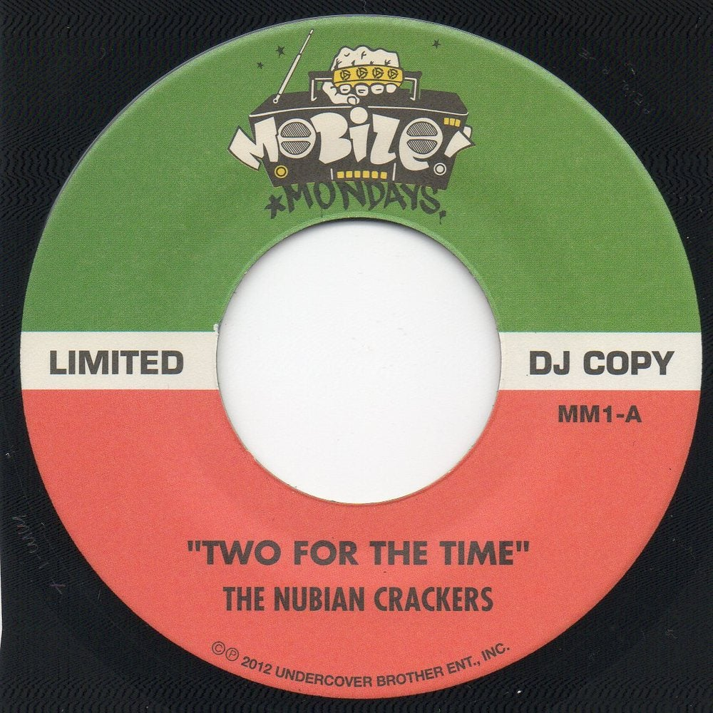 """Image of Two For The Time / Test Da Rocket Launcha - 7"""" Vinyl"""