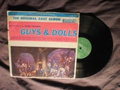 Image of Guys & Dolls Original Cast Album