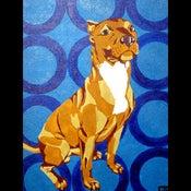 Image of Custom Pet Portrait, Medium size