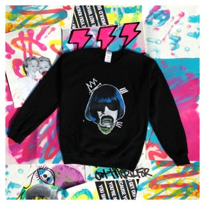 "Image of ""The Colde$t Wintour Ever"" crewneck"