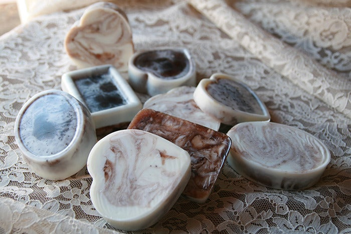 Image of Cocoa and Vanilla soap