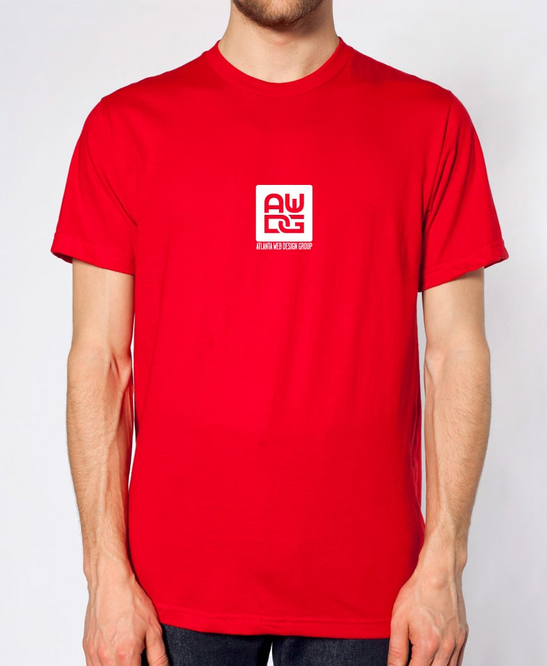 Image of AWDG Tee - Red