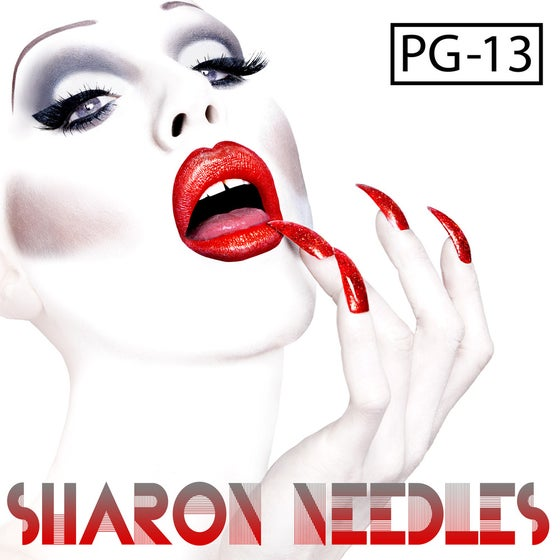 Image of Sharon Needles PG-13 PHYSICAL CD