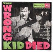 Image of THE WRONG KID DIED(Dewey Cox print)