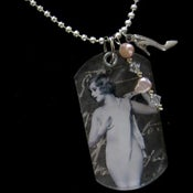 "Image of ""Believe"" Original Dog Tag Necklace"