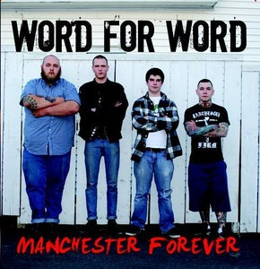 """Image of Word for Word """"Manchester Forever"""""""