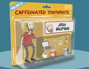 Image of Caffeinated Toothpaste: Volume 2 ($20) - Free Shipping!