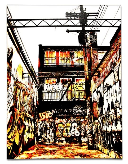 Image of Graffiti Alley Part 1