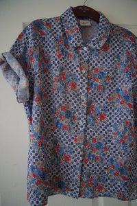 Image of Floral vintage shirt