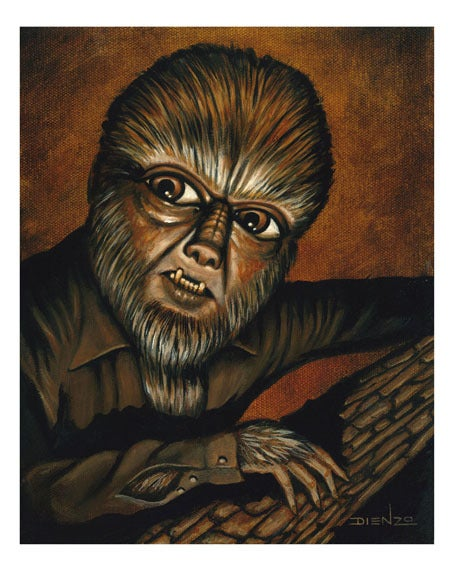 Image of The Wolfman