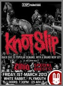 Image of KNOTSLIP @ WHITE RABBIT 1/3/2013 - General Admission