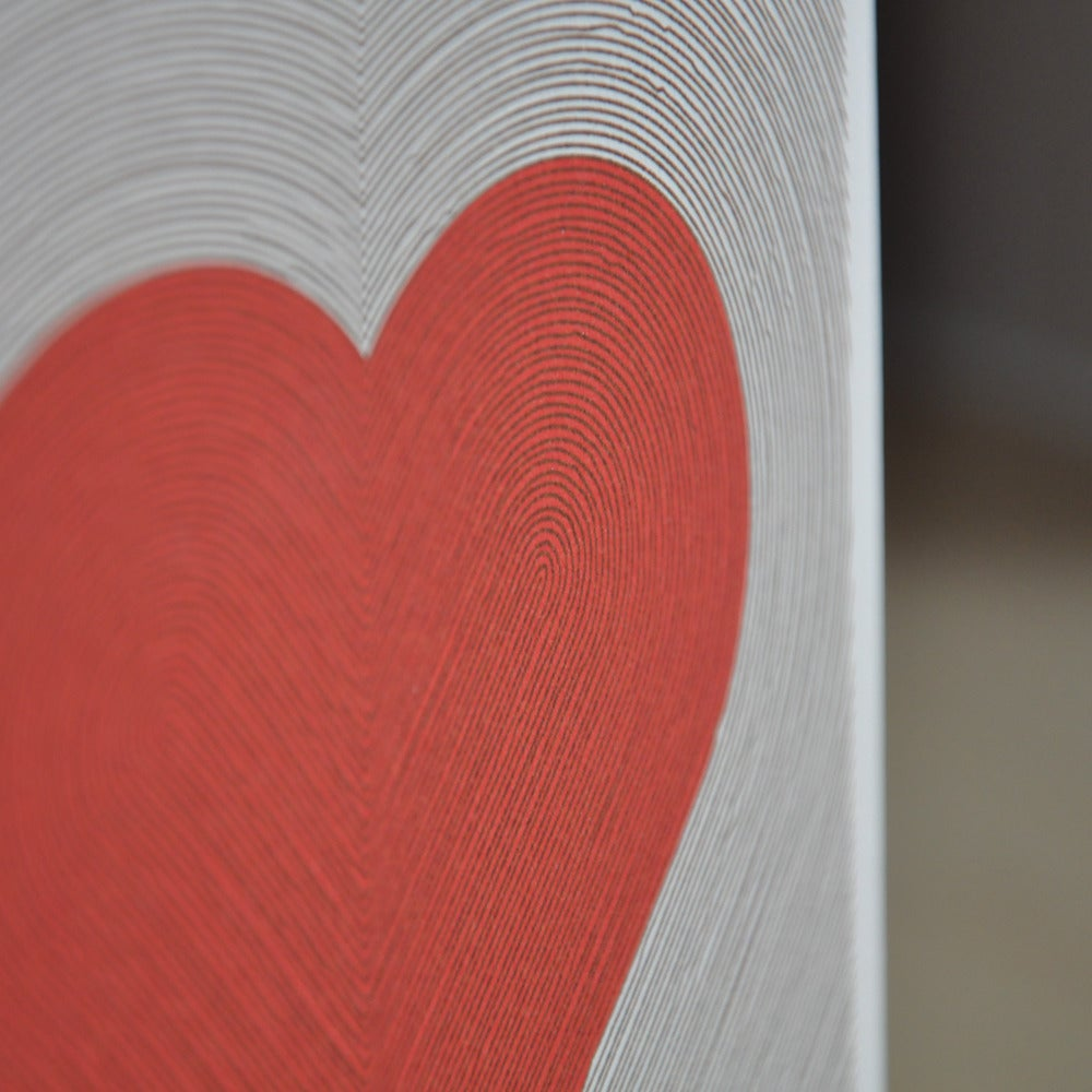 Image of Love Lines Card