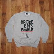 The Fallen Sweatshirt - Grey