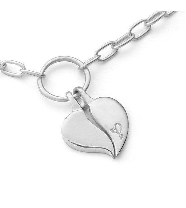 """Image of Sterling Silver Necklace """"Melanie"""""""