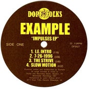 "Image of EXAMPLE ""IMPULSES"" EP ****SOLD OUT****"